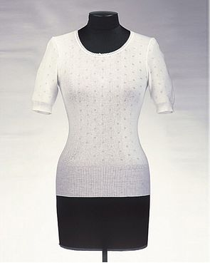 Lux Lux Short Sleeve Spencer Vest