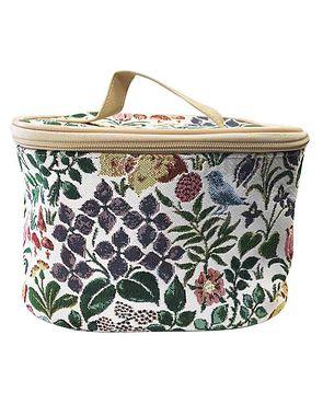 Tapestry Vanity Bag - Spring Garden