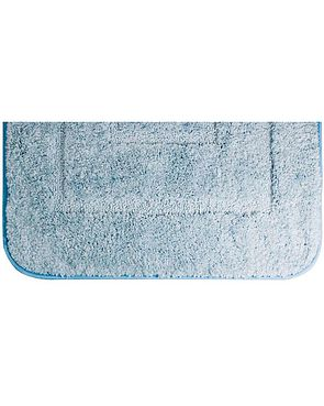 Microfibre Bath Mats - Blue