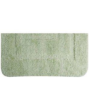 Microfibre Bath Mats - Green