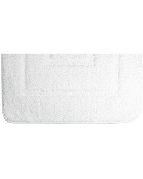 Microfibre Bath Mats - White