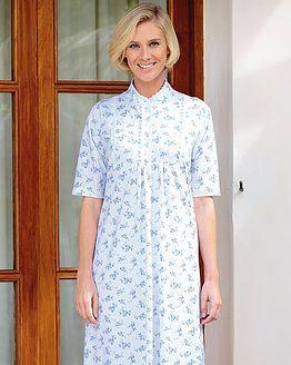 Joanne Silky Cotton Nightdress