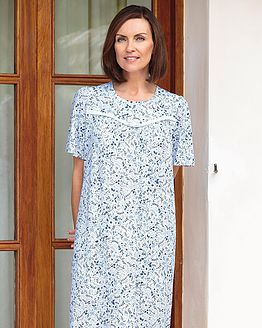 Miriam Silky Cotton Nightdress