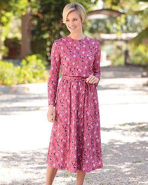 Christina Multi Coloured Pure Cotton Dress