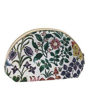 Tapestry Cosmetic Bag - Spring Garden