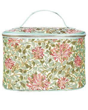 Tapestry Vanity Bag