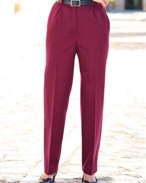 Chino Pure Cotton Trousers