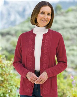 Ladies Knitwear and Merino Knitwear from The Country Collection