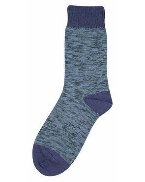 Tenderfoot Marl Socks - Blue