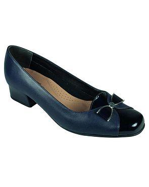 Van Dal Elvira Shoe - Navy