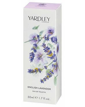 Yardley Fragrances - English Lavender