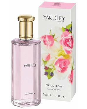 Yardley Fragrances - English Rose
