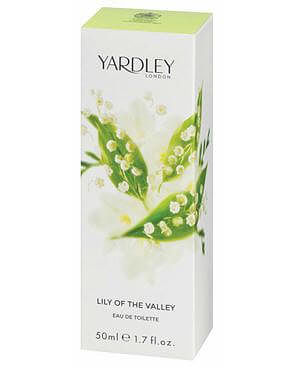 Yardley Fragrances - Lily of the valley
