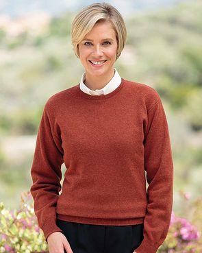 Lambswool Sweater - Ladies