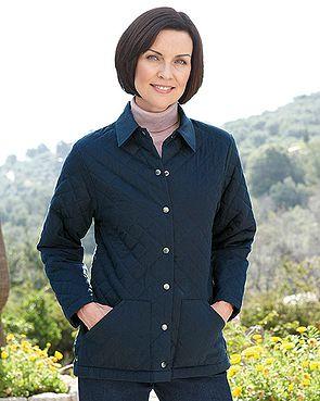 Navy Vicky Jacket