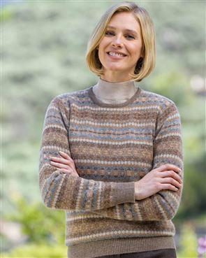 Chloe Fairisle Sweater