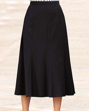 Sandown Skirt  - Black