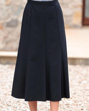 Sandown Skirt  - Navy