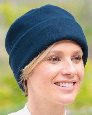 Fleece Hat - Navy
