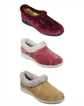 Slip On House Shoe