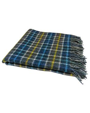 Travel Rug - Blue Yellow