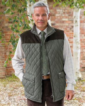 Arundel Quilted Gilet