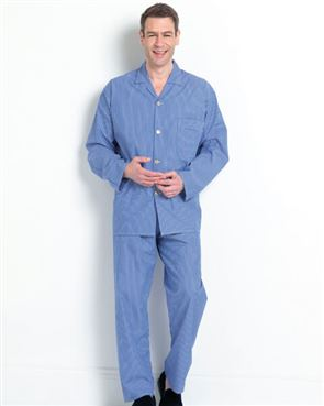 Stripe Cotton Print Pyjamas