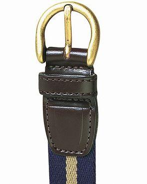 Elasticated Webbing Belt
