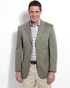 Casual Olive jacket