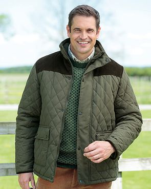 Lewis Quilted Jacket