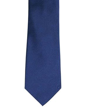 Silk Ties - Navy
