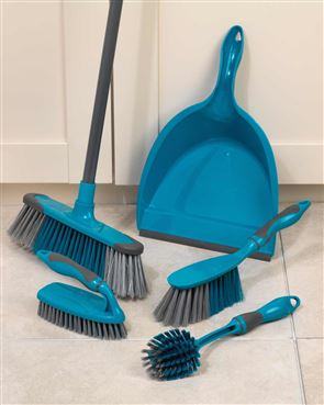 Deluxe 5 Piece Cleaning Set