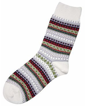 Tenderfoot Socks - Cream