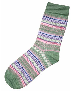 Tenderfoot Socks - Green