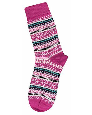 Tenderfoot Socks - Pink
