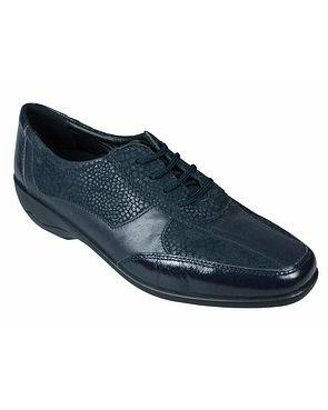 Padders Quartz Shoe - Navy