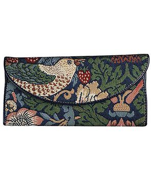 Tapestry Purse - Blue