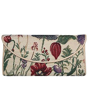Tapestry Purse - Floral