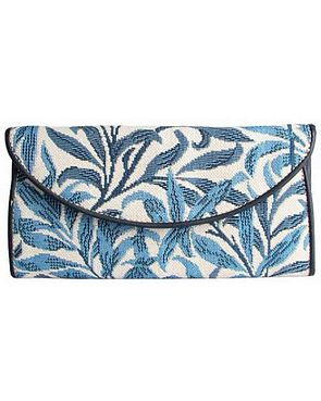 Tapestry Purse - Willowbough blue