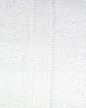 Cotton Towel Guest Set  - White