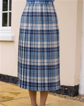 Norton Pure Wool Skirt