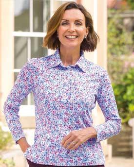 Ladies Long Sleeved Tops