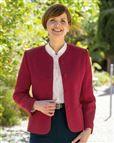 Penzance Pure Shetland Wool Jacket