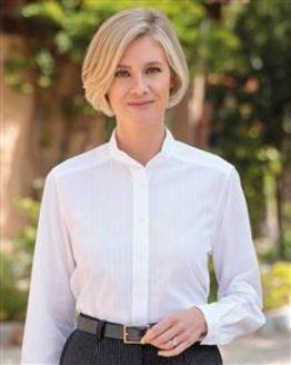 Erin Pure Cotton White Blouse