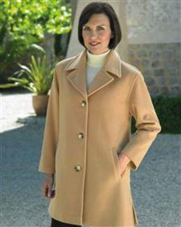 Camel Buckland Coat