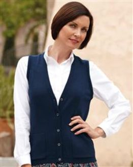 Merino Wool Waistcoat
