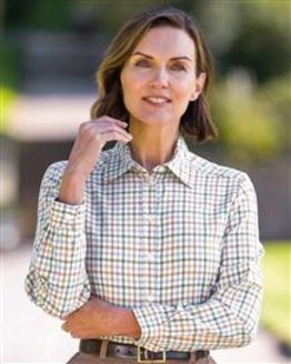 Rowan Country Check Shirt