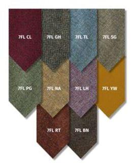 Pure Wool Ties