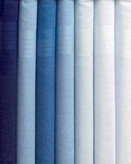 Plain Pure Cotton Hankerchiefs