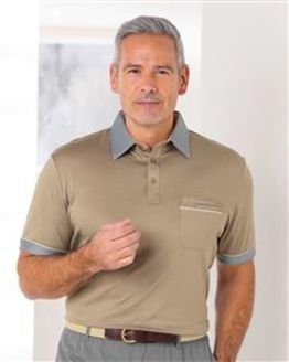 Camel Gabicci Short Sleeve Polo